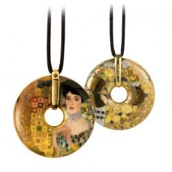 Naszyjnik 5cm Adele Bloch-Bauer Gustav Klimt
