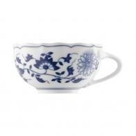 Filiżanka do herbaty 0,22l Blau Zwiebelmuster Hutschenreuther sklep