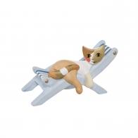 Figurka Kot na leżaku 12cm Rosina Wachtmeister Goebel sklep