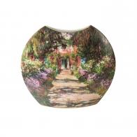 Wazon porcelanowy 20cm Ścieżka w ogrodzie artysty Monet 66539251 Goebel sklep