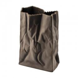 Wazon 18cm Czekoladowy Paper Bag