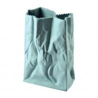 Wazon 18cm Miętowy Paper Bag Rosenthal sklep internetowy
