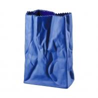 Wazon 18cm Niebieski Paper Bag Rosenthal sklep internetowy
