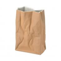 Wazon 18cm Brązowy Paper Bag Rosenthal sklep internetowy