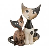 Figurka Koty Elsa i Fermo 17cm Rosina Wachtmeister31168021 Goebel sklep