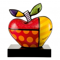 Figurka Big Apple 58cm Romero Britto 66451791 Goebel
