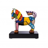 Figurka Koń Dancer 17cm Romero Britto 66451961 Goebel
