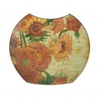 Wazon 30cm Słoneczniki Vincent van Gogh 66-539-42 gOEBEL