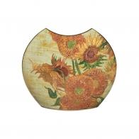 Wazon 20cm Słoneczniki Vincent van Gogh 6539431 Goebel