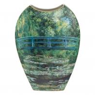 Wazon 45 cm Japoński Ogród Claude Monet 67000141 Goebel