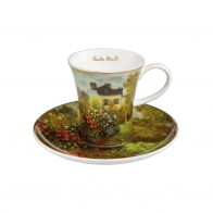 Filiżanka do espresso 0,1l Dom Artysty - Claude Monet Goebel 67011641