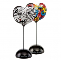 Figurka 29cm Two in One/Together Billy The Artist 67080011 Goebel