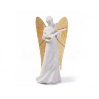 Figurka Anioł Niebiaski Anioł z madoliną- Czub na Choinkę 21cm 01007088 Lladro