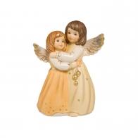 Figurka Anioł Nierozłączne 14cm Christmas