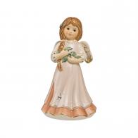 Figurka Anioła z porcelany edycja 2017 41587011 Goebel