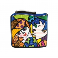 Wazon z porcelany Delicious 17cm Romero Britto 66451741 Goebel