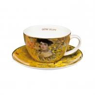 Filiżanka do herbaty 0,25l Gustaw Klimt Adela Bloch-Bauer 66532021 Goebel porcelana
