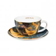Filiżanka do herbaty 0,25l Muzyka Gustav Klimt 66532041 Goebel porcelana