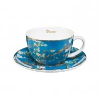 Filiżanka do herbaty 0,25l van Gogh Drzewo Migdałowe 66532061 Goebel