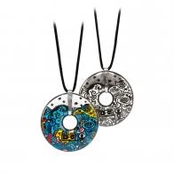 Naszyjnik z porcelany Głębia Morza Billy the Artist 67080161