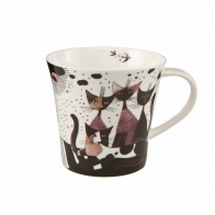 Kubek z porcelany 0,35l Spacer Rosina Wachtmeister 66860061 Goebel