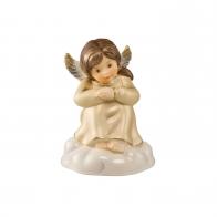 Figurka z porcelany Anioł marzyciel 6cm Christmas 41546071 goebel