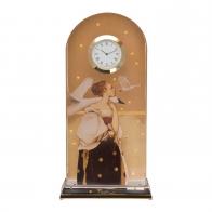 Zegar Łabędź 23cm Michael Parkes 67023061Goebel