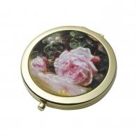 Lusterko 7,5cm Róże Jean Babtiste Robie 67060461 Goebel