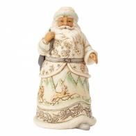 Figurka Mikołaj z łyżwami 14cm Jim Shore 4058737 Enesco