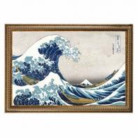 Obraz porcelanowy - Wielka Fala, Great Wavew Kanagawie