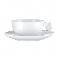 Filiżanka do herbaty ze spodkiem 0,23l Rosenthal - Landscape 19770-800001-14641