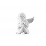 Figurka Anioł z gołębiem, mały 6cm Rosenthal 69054-000102-90518