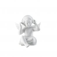 Figurka Anioł ze słuchawkami, mały 6 cm Rosenthal 69054-000102-90519