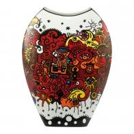 Wschód Słońca wazon 30 cm Billy The Artist Goebel 67080281