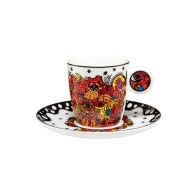 Filiżanka do espresso 0,1 l Celebration Sunrise - Billy The Artist Goebel 67080321