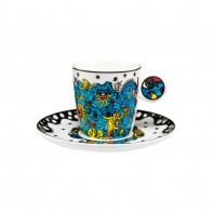 Filiżanka do espresso 0,1 l Celebration Deep Sea - Billy The Artist Goebel 67080331