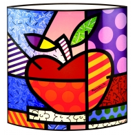 Big Apple lampa 25 cm - Romero Britto Goebel 67001581