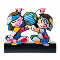 Figurka Chilldren of the World 21 cm - Romero Britto Goebel 66451621