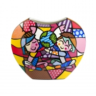 Wazon Chilldren of the World 21 cm - Romero Britto Goebel 66451641