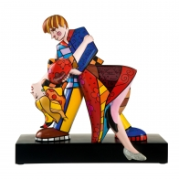 Figurka Hollywood Romance 45 cm - Romero Britto Goebel 66451591