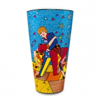 Wazon Hollywood Romance 50cm - Romero Britto Goebel 66451601
