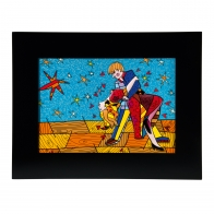 Obraz Hollywood Romance 45 x 35 cm - Romero Britto Goebel 66451611