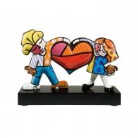 Figurka Heart Kids 16 cm - Romero Britto Goebel 66452071