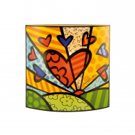 A New Day lampa 25 cm - Romero Britto Goebel 67001641