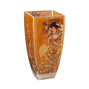 Wazon porcelanowy 22,5 cm Adele Bloch-Bauer - Gustav Klimt Goebel 66901801