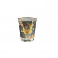 świecznik 10 cm Muzyka - Gustav Klimt Goebel 66900771