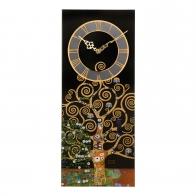 Zegar 48 cm Drzewo życia - Gustav Klimt Goebel 67000501