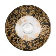 Misa porcelanowa 35,5 cm Drzewo Życia - Gustaw Klimt Goebel 66923221