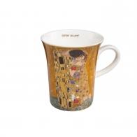 Kubek 11 cm Pocałunek - Gustav Klimt Goebel 67011211