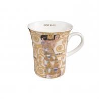 Kubek 11 cm Oczekiwanie - Gustav Klimt Goebel 67011221